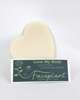 love my body lotion bar