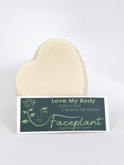 love my body lotion bar